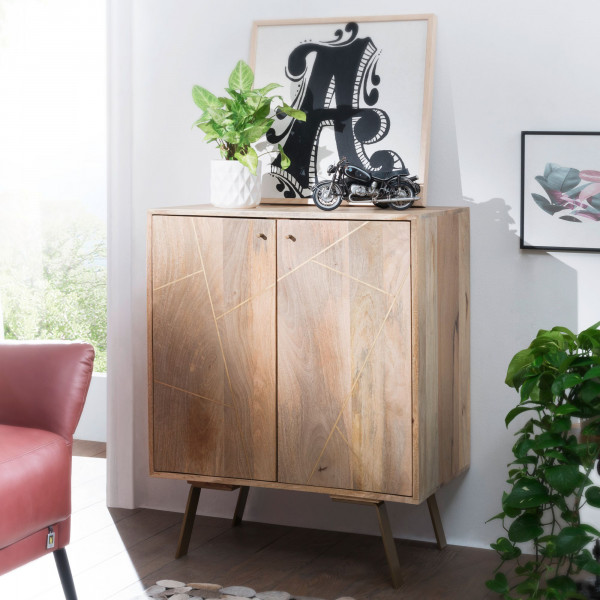 Sideboard Mango Massivholz